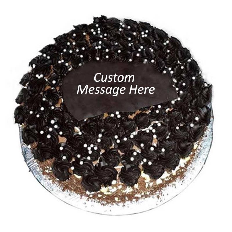 Chocolate Truffle Cake(1 Kg) from Soaltee Crowne Plaza