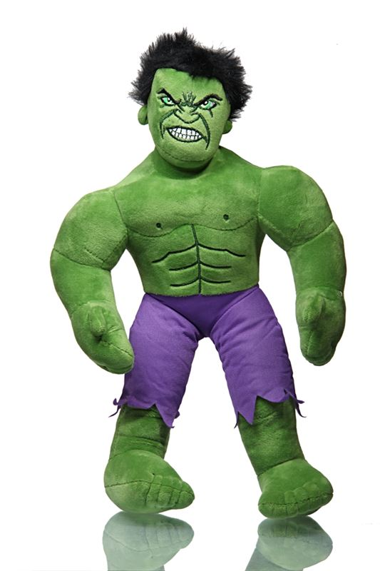 Hulk from Hallmark