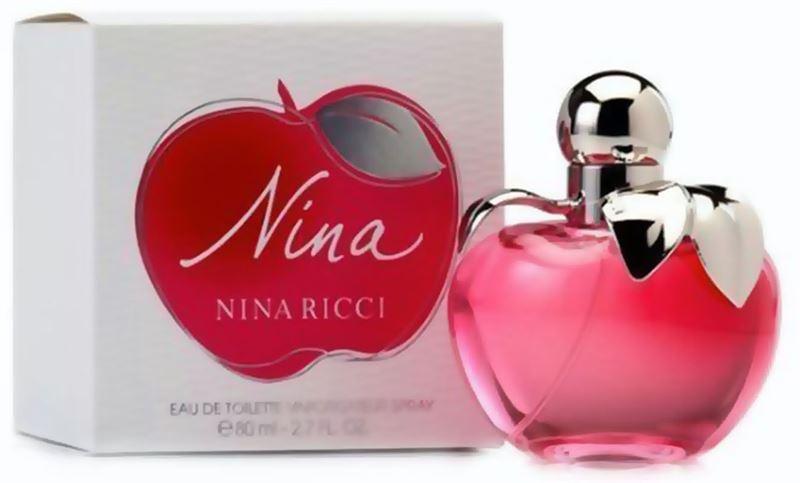 Nina Apple Edt 80ml