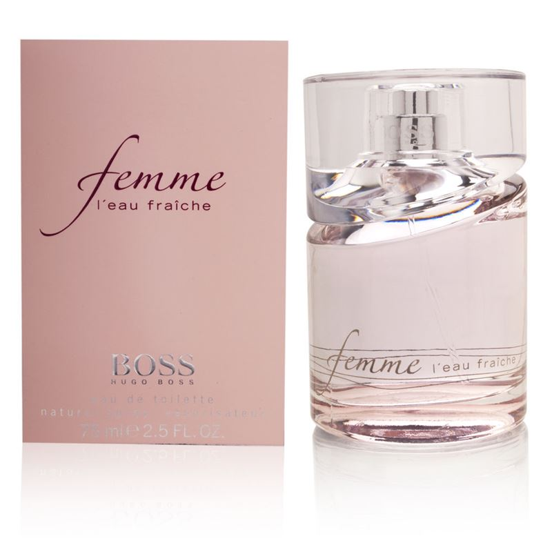 Boss Femme Fraiche Edt 75ml