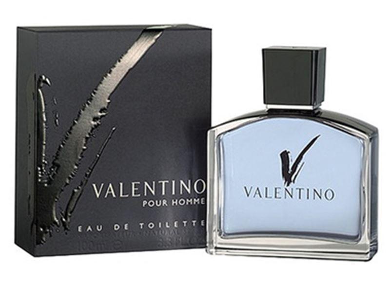 Valentino  V Pour Homme Edt 50ml