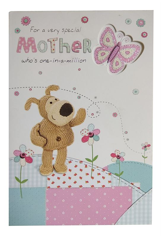 For a Very Special Mother Card