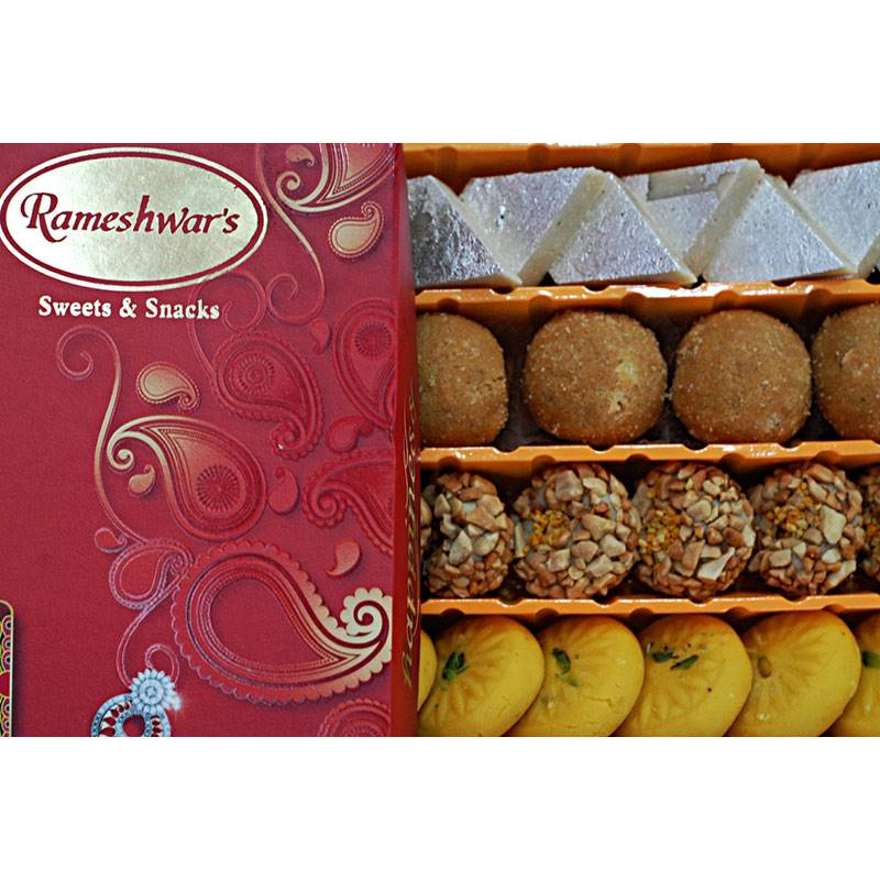 Mix Sweets Box 7 (1 Kg) from Rameshwaram
