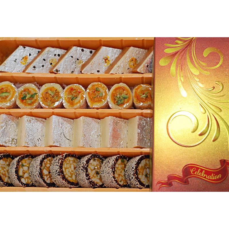 Mix Sweets Box 10 (800g) from Rameshwaram