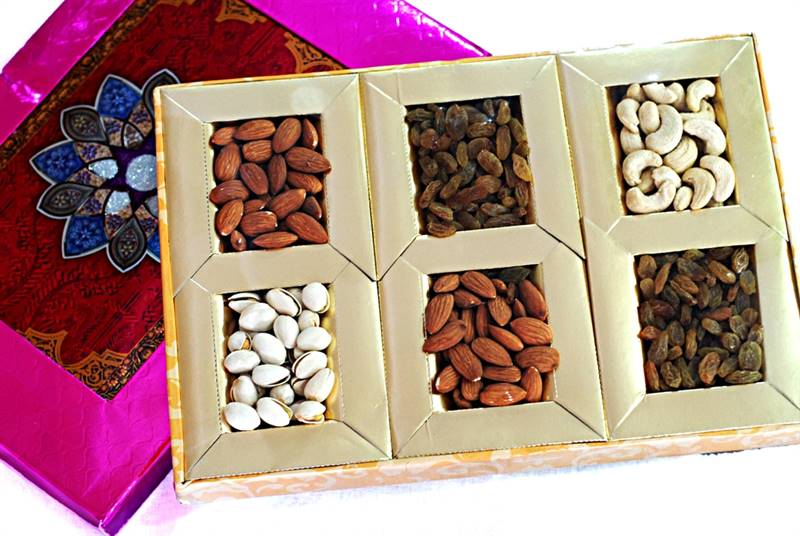 Dry Fruits 500gm from Rameshwaram