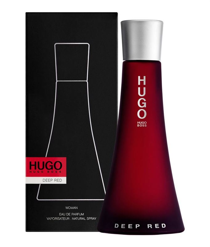 Hugo Deep Red Edp 90ml