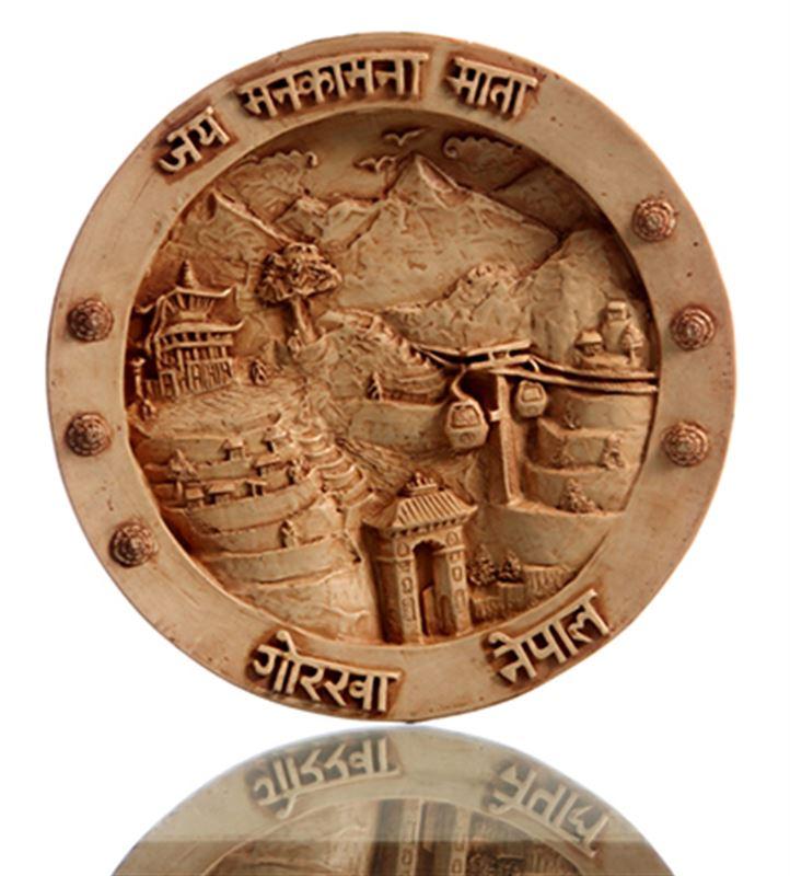 Marble Plate - Jaya Manakamana Mata Gorkha Nepal 2