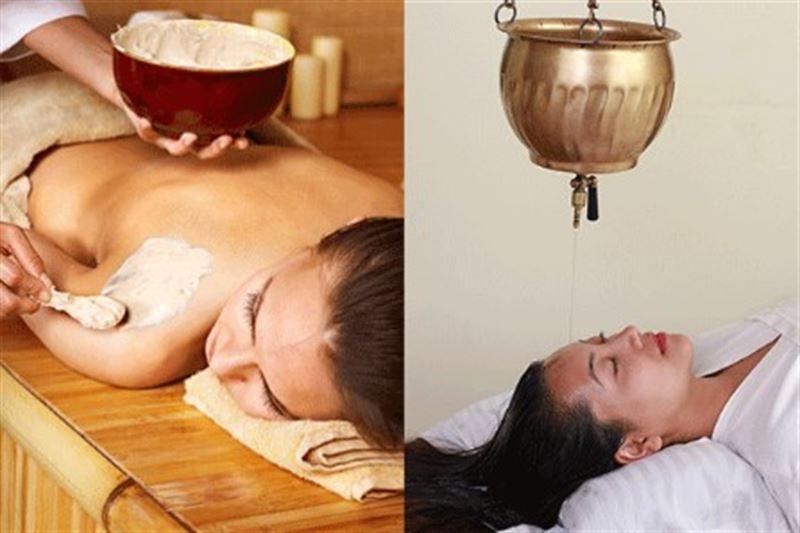 Chaitanya Essential Ayurveda Spa (up to 3 Hours)