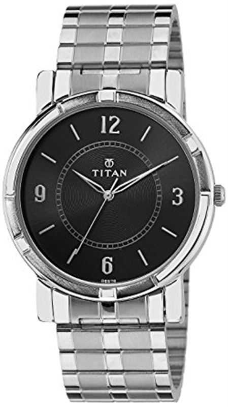 Titan Karishma Analog Watch for Men - 1639SM03