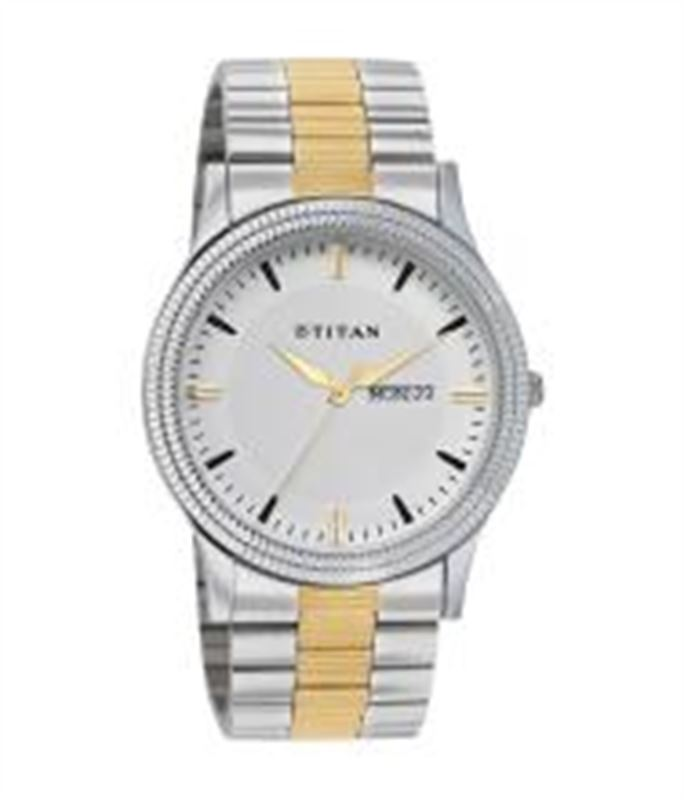 Titan Analog Multi-Colour Dial Men's Watch-1650BM01