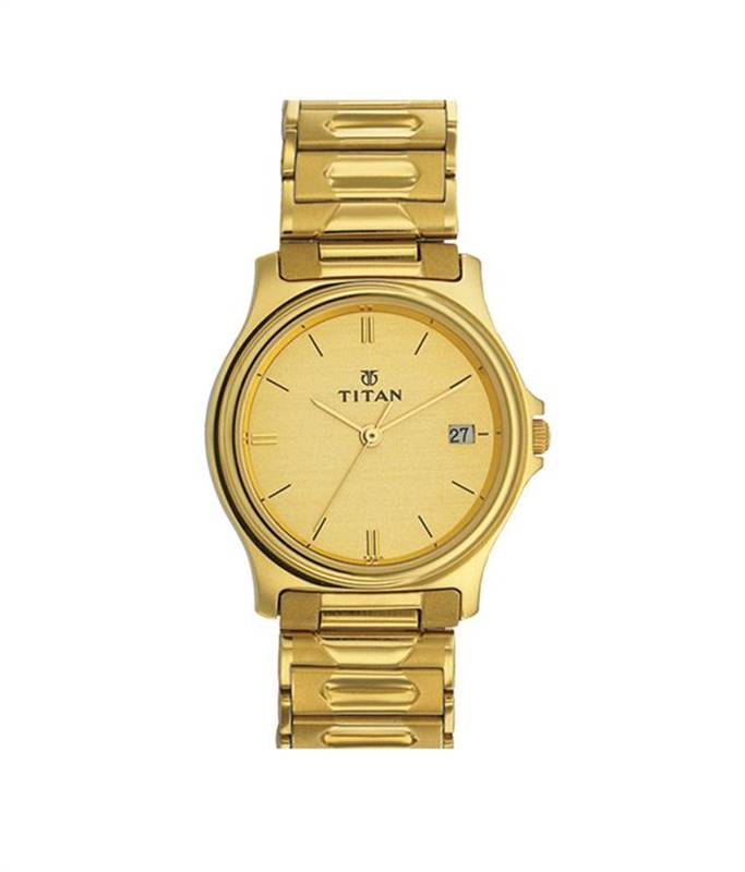 Titan Men's Watch - 389YM17