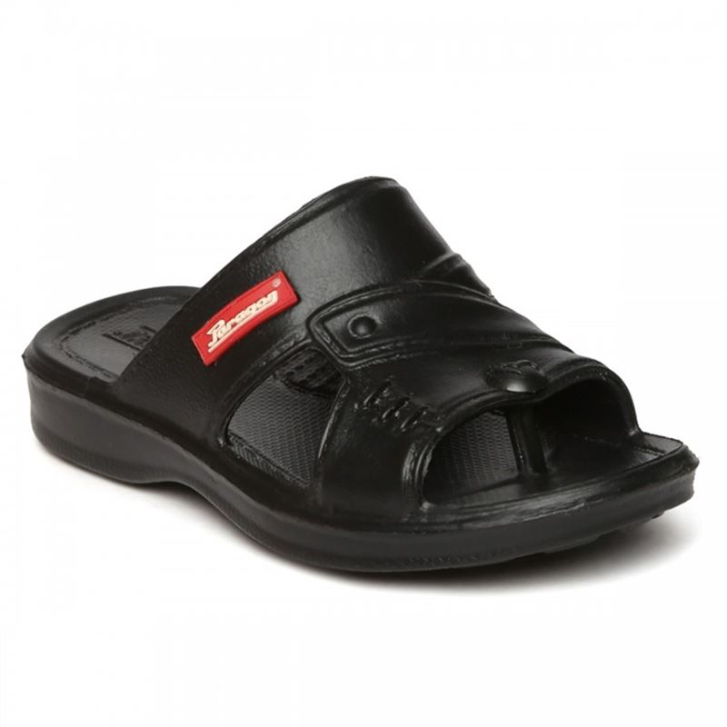 7e8a4448c Paragon Kids Black Ethnic Slippers P-Toes 1190 - Send Gifts and ...