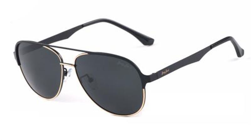 GREY JACK Polarized  Sunglasses Lightweight Style for Men Women-J3031