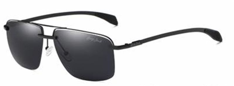 GREY JACK Polarized Sunglasses Lightweight Style for Men Women-P-0923