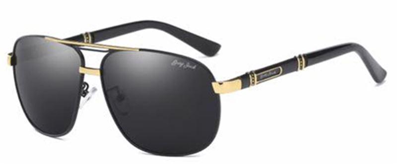 GREY JACK Polarized  Sunglasses Lightweight Style for Men Women-P-0960