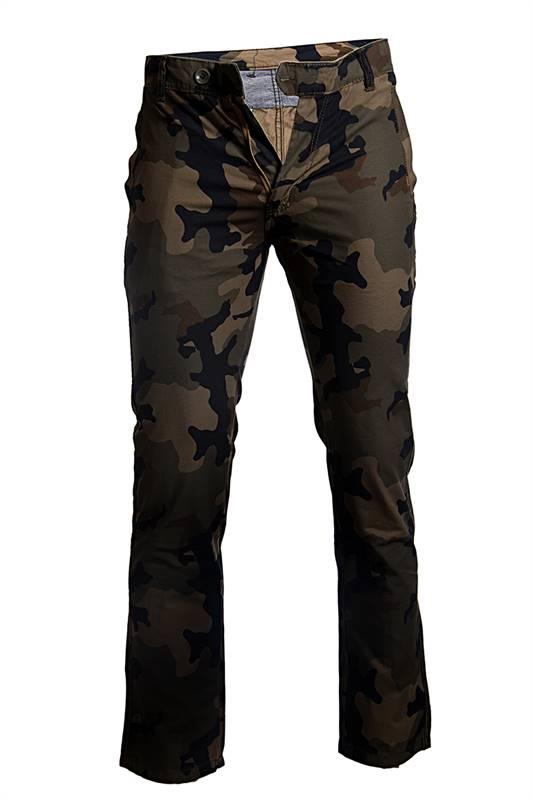 Mens Combat Cotton Pants - IS027
