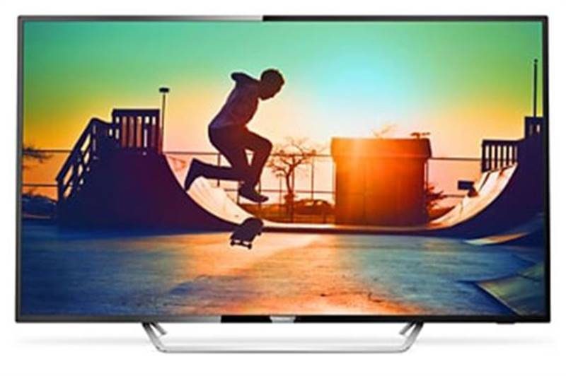 Philips 4K Ultra 65 Inch Slim Smart LED TV with Pixel Plus Ultra HD (65PUT6162/98)
