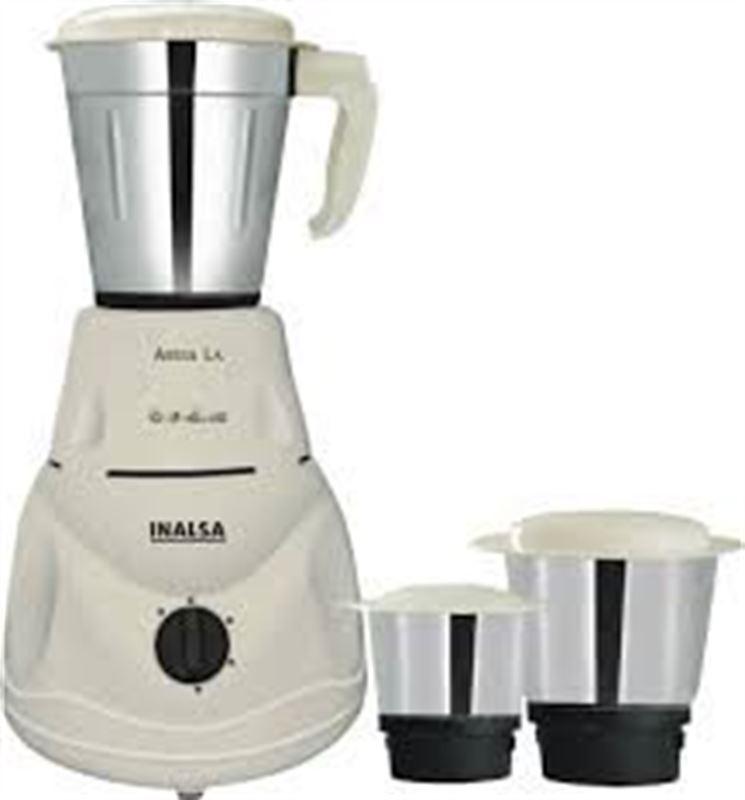 Della mixer grinders (Astra) - 550 watt