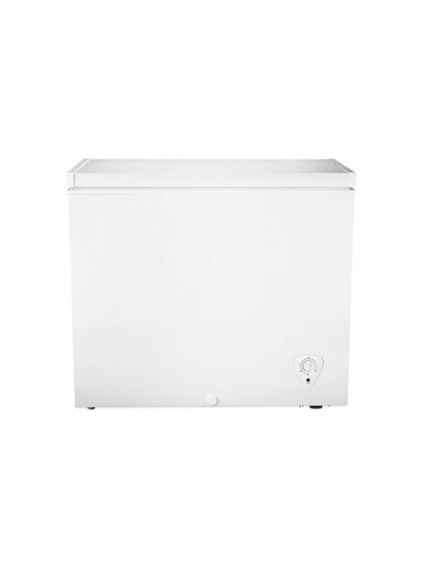 Hisense 200 Ltr Hard Top With Glass Chest Freezer (FC-25DD4SA)