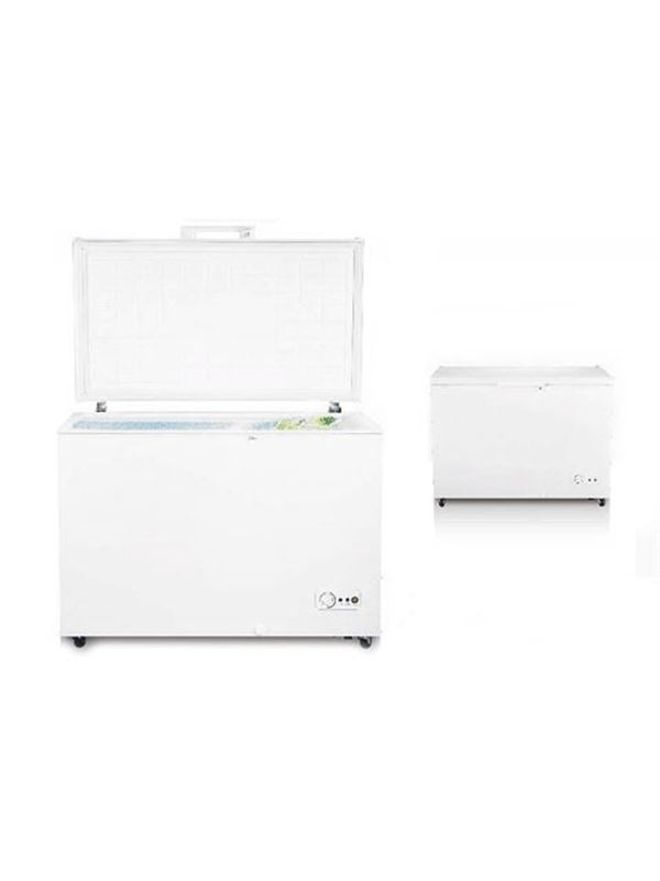 Hisense 295 Ltr Hard Top With Glass Chest Freezer (FC-38DD4SA)