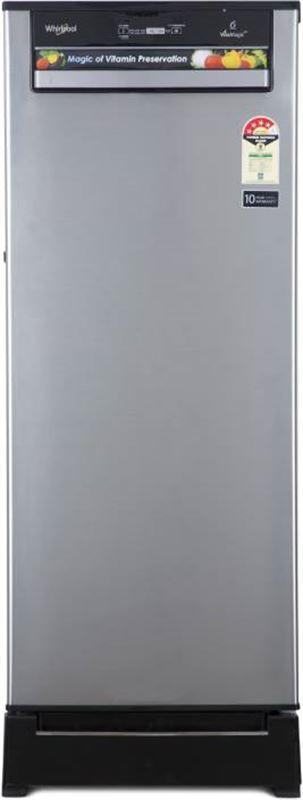 Whirlpool 215 ltrs Vitamagic Refrigerators (230 VitaMAgic Pro Royal Special Finish)