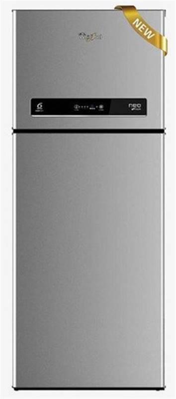 Whirlpool NEO IF258 ELITE Illusia Steel Refrigerators 245 ltrs