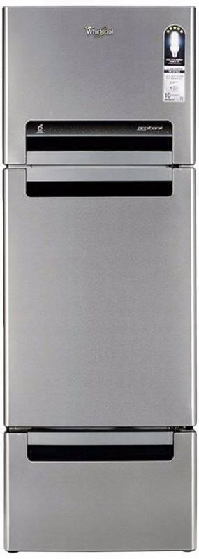 Whirlpool Protton 3 Doors FP 313D Refrigerators 300 ltrs