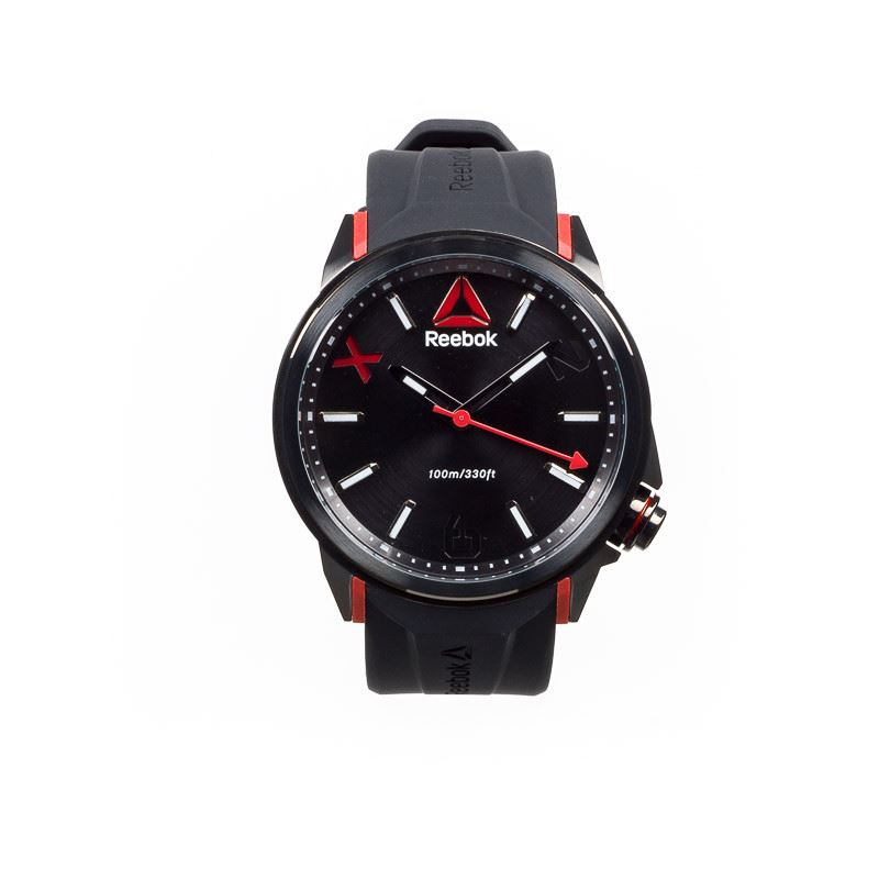 Reebok Men's watch RD-FLA-G2-SBIB-BR