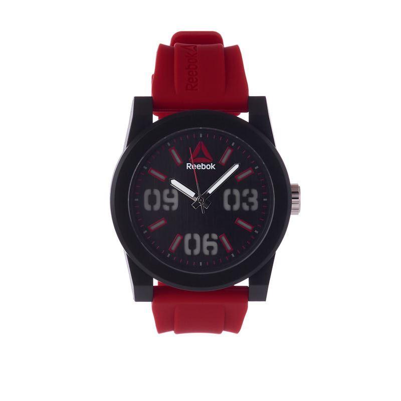 Reebok Men's watch RD-HOO-G2-PBIR-BR