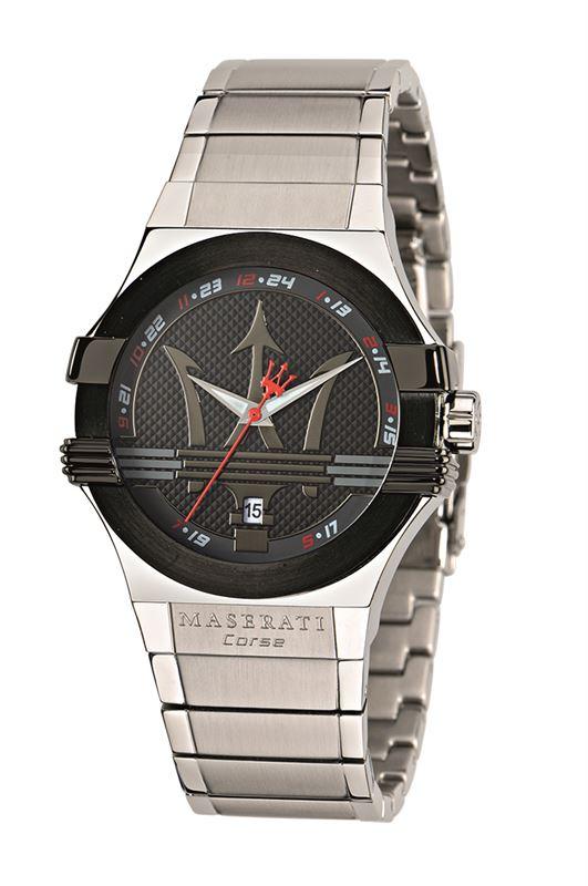 Maserati Unisex Watch POTENZA R8853108001