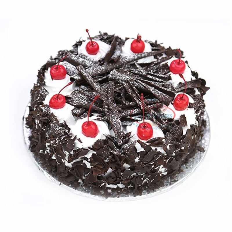 Black Forest Cake (1 kg) from Dining Park