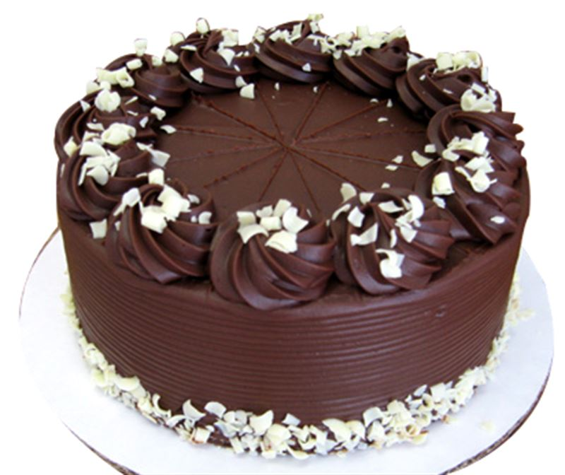 Chocolate Truffle Cake (1 Kg) from Dining Park (08)