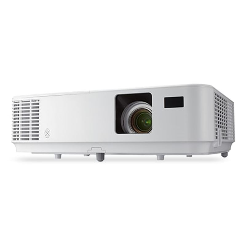 NEC Projector VE 303G with Wall Screen