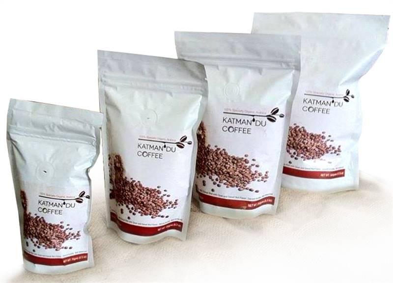 Kathmandu Coffee - Filter Grind (500gm)