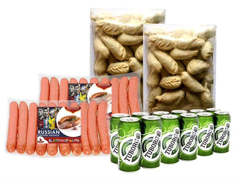 Your Favorite World Cup Snacks