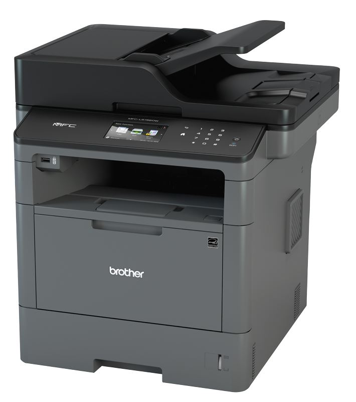 Brother Laser Multifunction Printer (MFC-L5755DW)