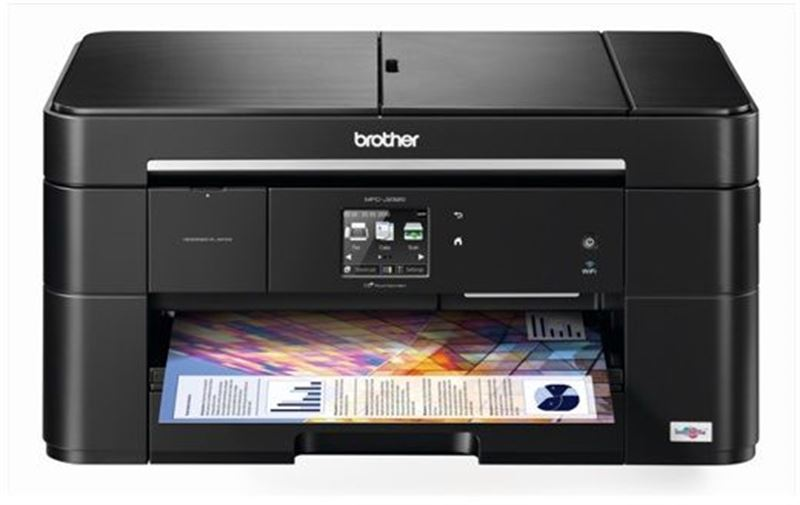 Brother Colour Inkjet Multi-function Printer (MFC-J2320)