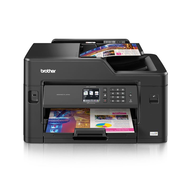 Brother Multi-function Business Inkjet Colour Printer (MFC-J2330)