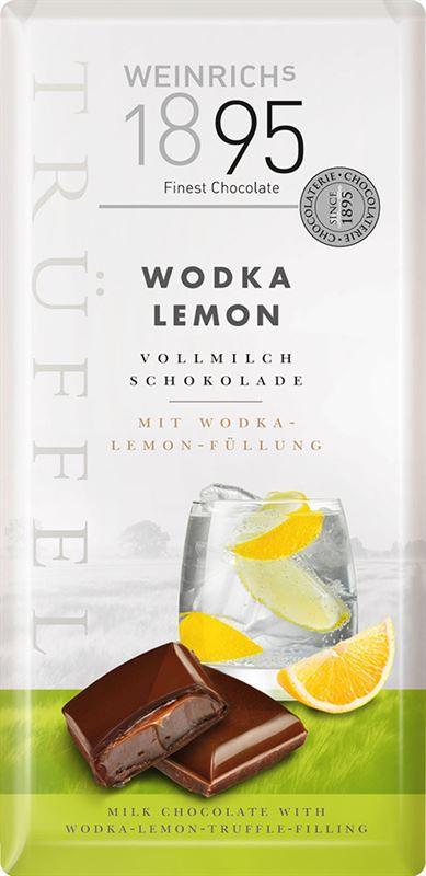 Weinrich 1895 Wodka Lemon Truffle (100g)