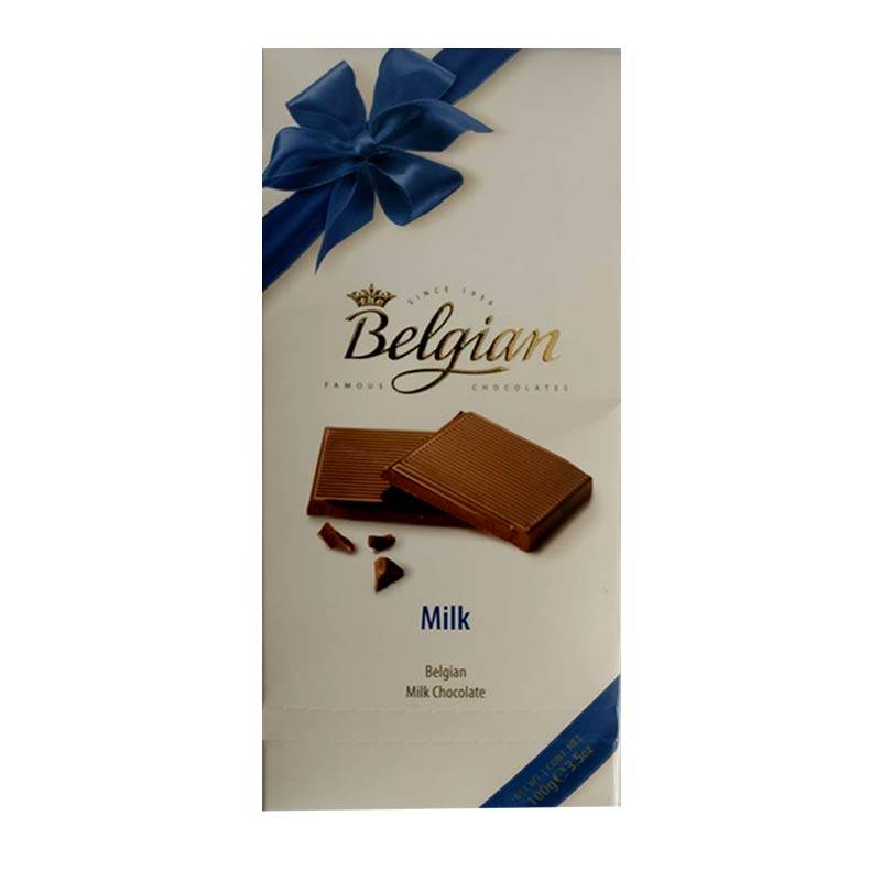 Belgian Milk Chocolate (100 g)