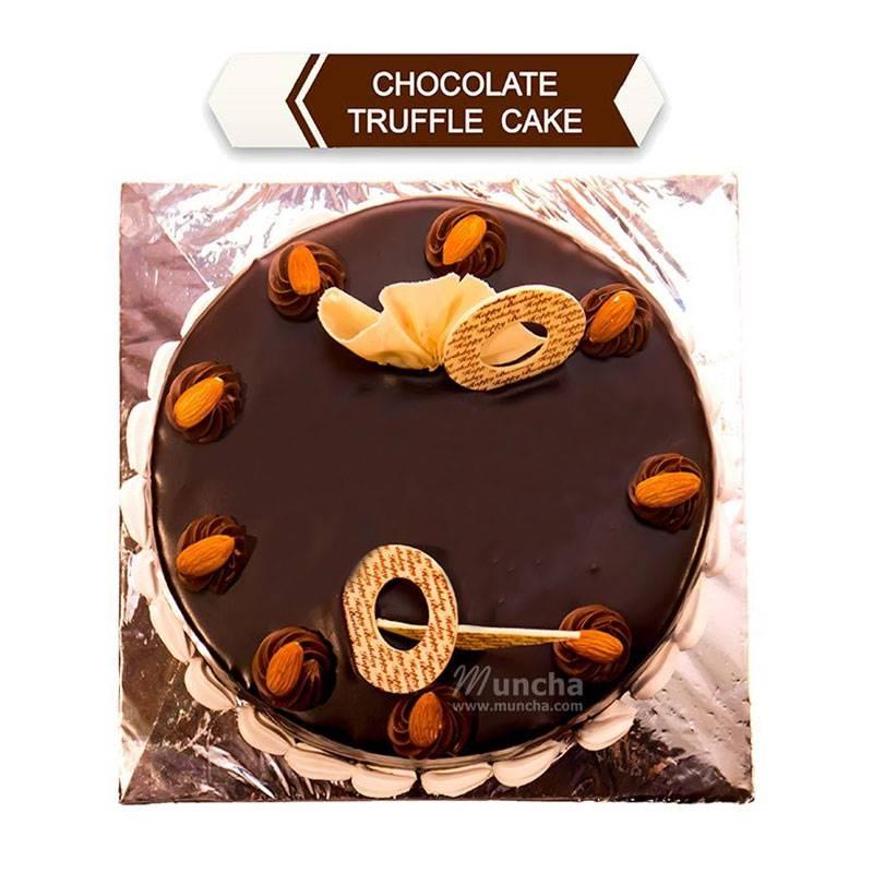 Chocolate Truffle Cake (1 Kg) from Hotel Barahi