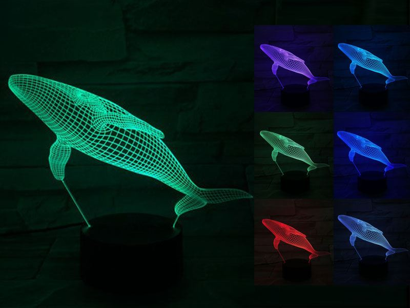 Fish 3D Light