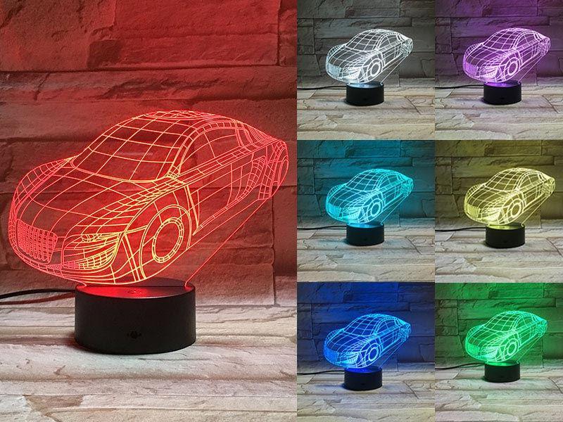 Car 3D Light