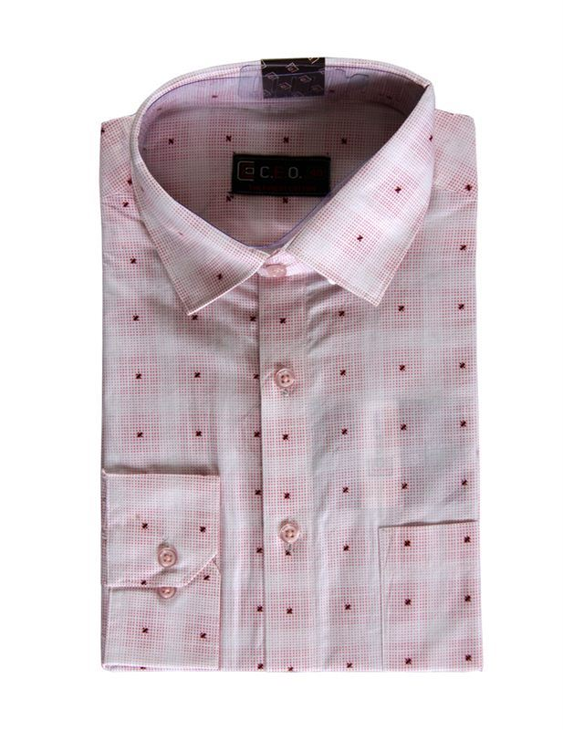 CEO Men's Formal Shirt (M011)(Full Sleeves)