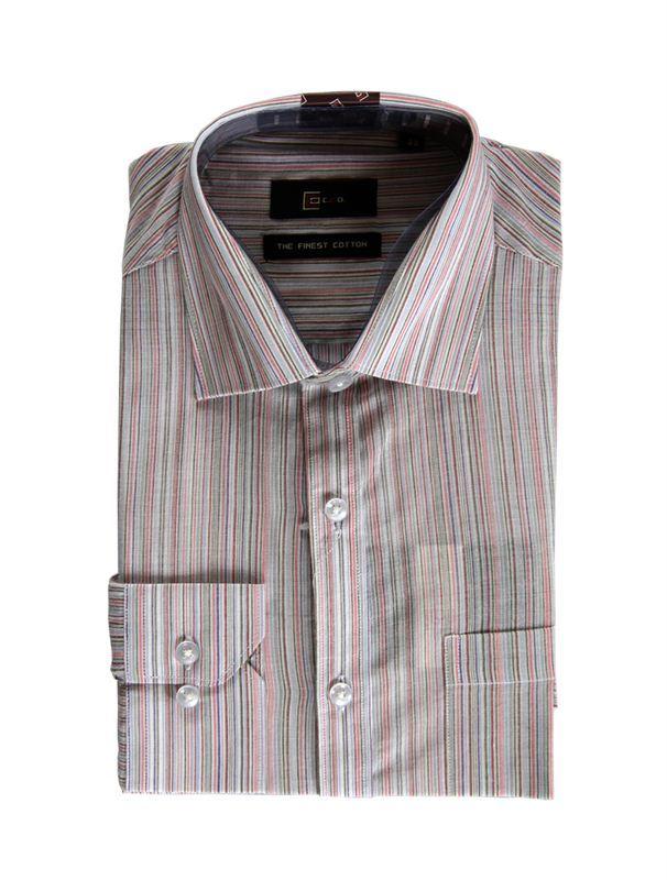 CEO Men's Multicolor Formal Shirt (M012)(Full Sleeves)