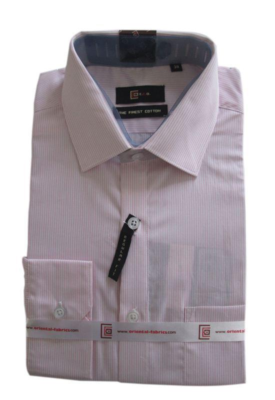 CEO Men's Pink Shirt (Full Sleeves)