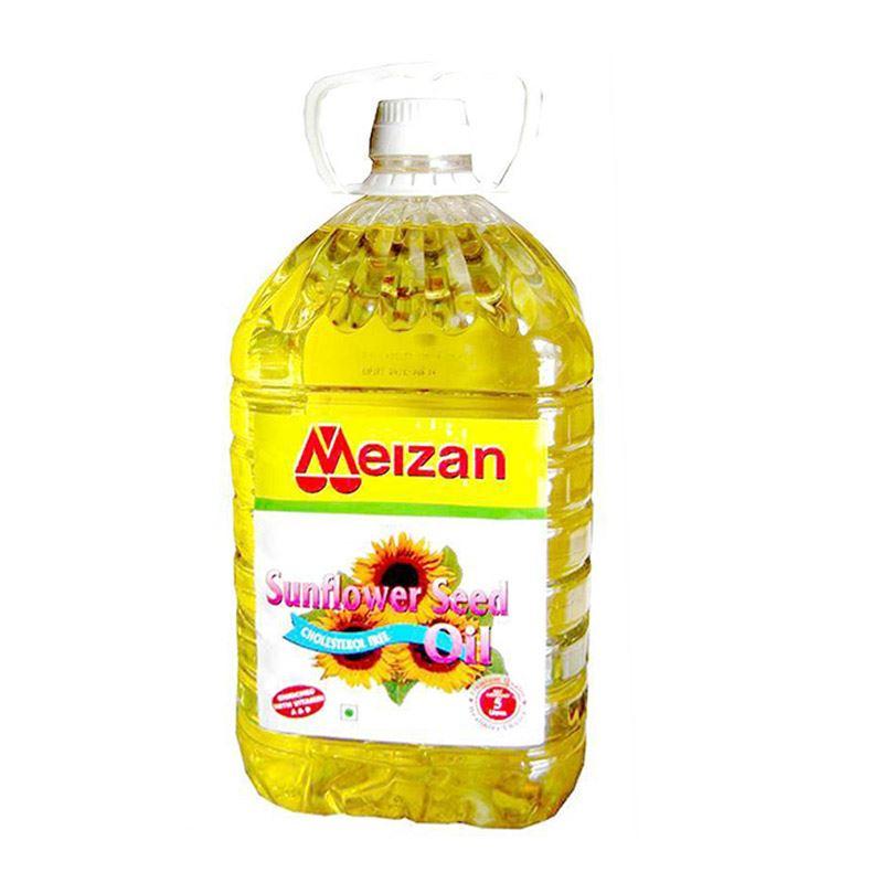 Meizan Sunflower Oil (5 Ltr)