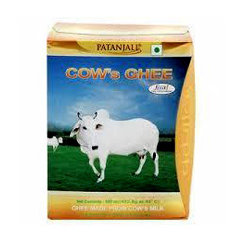 Patanjali Cow Ghee (1ltr)