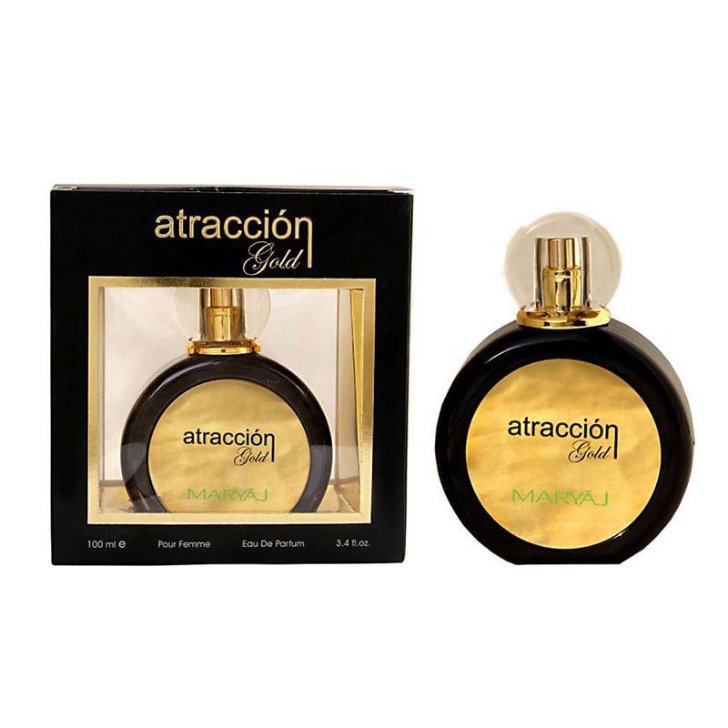Atraccion Gold (W) Spray Edp (100ml)