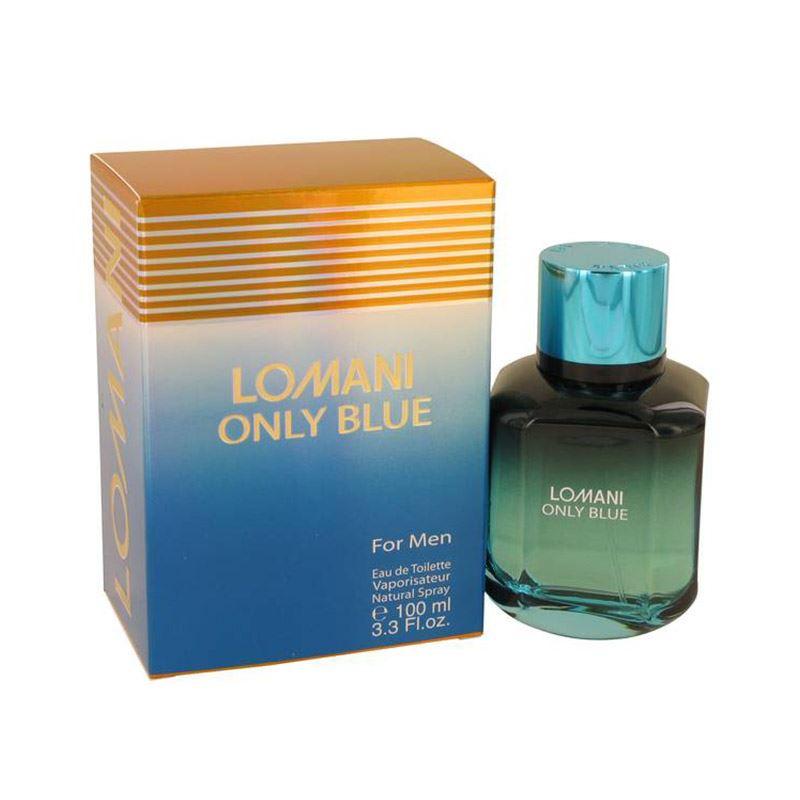 Lomani Only Blue Men Edt (100ml) - LOM42
